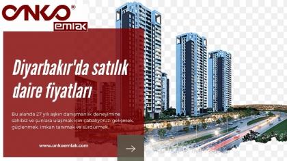 Satılık Daire Fiyatları Diyarbakır - ONKO Emlak