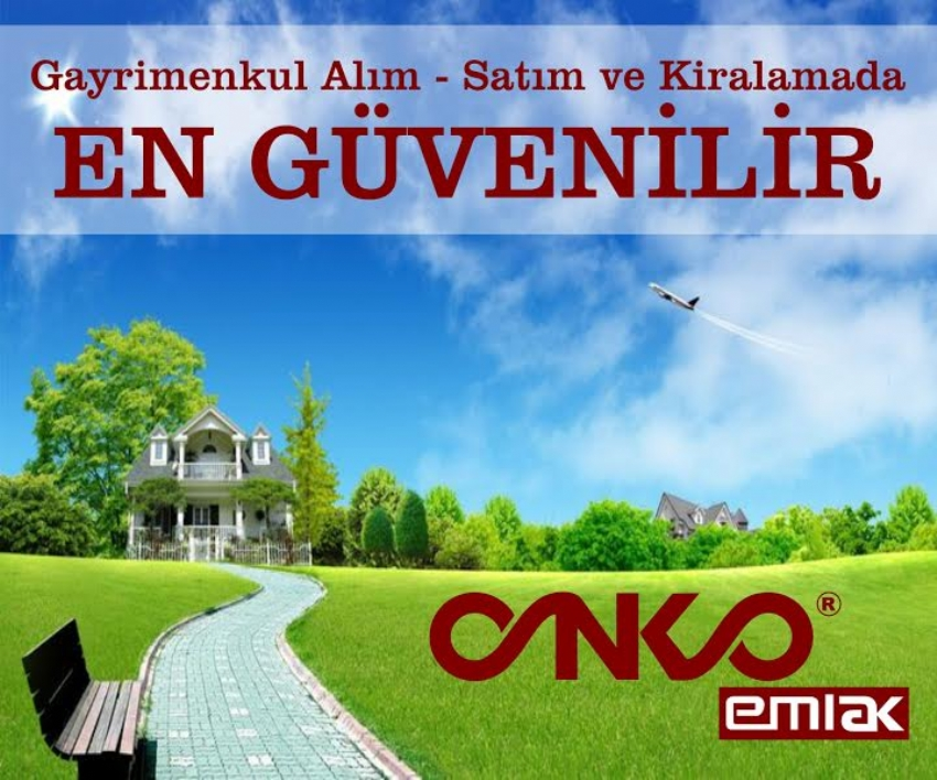 Türkiyede Emlak alım,satım ve kiralama